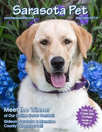 online magazine - Sarasota Pet - May/June 2014