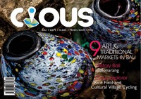 online magazine - Cious Bali | 9 ART & Traditional Markets in Bali Vol. 17