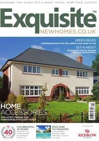 online magazine - Exquisite Magazine for Redrow Homes May 2014