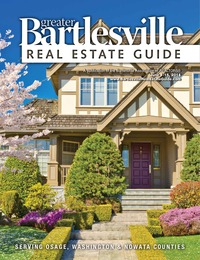 online magazine - Bartlesville Real Estate Guide June 1-15 Issue