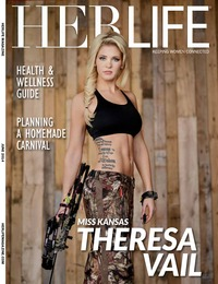 online magazine - HerLife Kansas City - June 2014 Issue