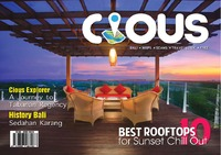 online magazine - Cious Bali | 10 Best Rooftops for Sunset Chill out in Bali,Vol.18