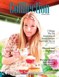 online magazine - CHOIS Connection Summer 2014