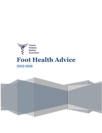 online magazine - OPMA Foot Health Advice, 2002 - 2008