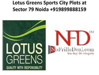 online magazine - Lotus Greens Sports City Plots at Sector 79 Noida +919899888159