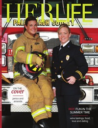 online magazine - July 2014 - Women Serving Their Community &  Summertime Fun!