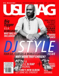 online magazine - USL Magazine Jan-Feb Vol. 35 - Big Tigger