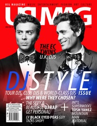 online magazine - USL Magazine Jan-Feb Vol. 36 - The EC Twins