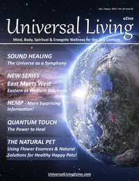 online magazine - Universal Living Jul-Aug 2014