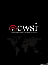 online magazine - CWSI - Wireless Fire Alarm Systems Sales Brochure 2014