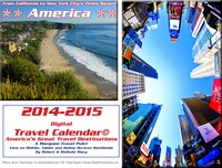 online magazine - America Travel Digital Calendar