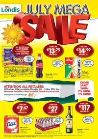 online magazine - Londis July Mega Sale 2014