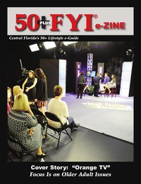online magazine - 50Plus FYI e-ZiNE July/August 2014