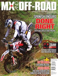 online magazine - MX And Off-Road Volume 13, Issue 3