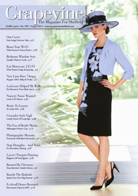 online magazine - Grapevine - August 2014
