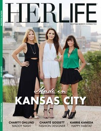 online magazine - HerLife Kansas City - August 2014 Issue
