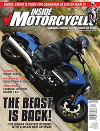 online magazine - Inside Motorcycles Volume 17, Issue 5