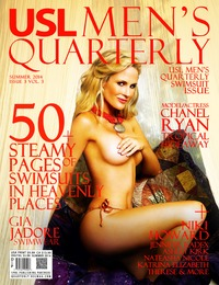 online magazine - USL Men's Quarterly Summer Issue