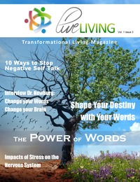 online magazine - The Power of Words