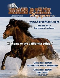 online magazine - Horse 'N Tack Aug14CA
