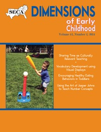 online magazine - Dimensions of Early Childhood Vol. 42, No. 2