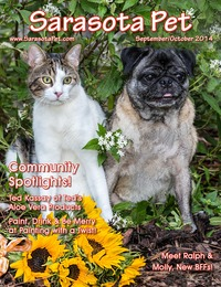 online magazine - September-October 2014 Issue of Sarasota Pet