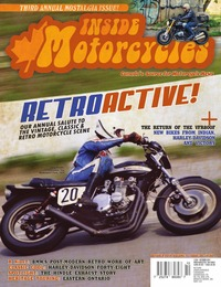 online magazine - Inside Motorcycles Volume 17, Issue 6