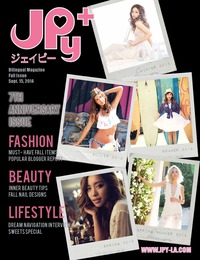 online magazine - JPy Magazine Vol.33 Fall Issue 2014 [Sept. Issue]
