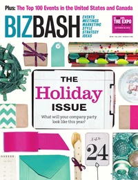 online magazine - BizBash Fall 2014 Toronto