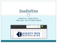 online magazine - DwaDial4me.Rep:Kristen Seeley
