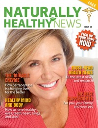 online magazine - Naturally Healthy News 26