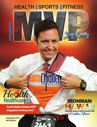 online magazine - Bay County MVP Health Sports & Fitness August/Sep 2016  Issue 4