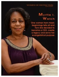 online magazine - Women of Distinction