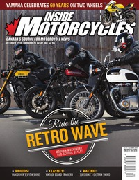 online magazine - Inside Motorcycles - October 2016 - Vol. 19, Issue 06 - SAMPLE