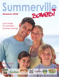 online magazine - Summerville Saves-July 2016