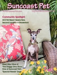 online magazine - Suncoast Pet - September-October 2016