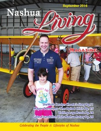 online magazine - Nashua Living Magazine September 2016