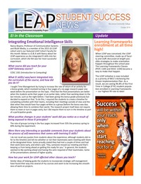 online magazine - MCC LEAP October Newsletter 2016