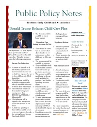 online magazine - Public Policy Notes Volume 9, Issue 9