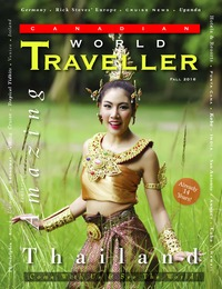 online magazine - Canadian World Traveller Fall 2016 issue