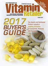 online magazine - Vitamin Retailer October 2016