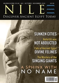online magazine - Nile Magazine No. 4, October-November 2016