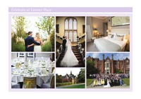online magazine - De Vere Latimer Estate Wedding Brochure