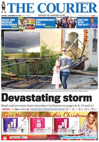 online magazine - The Courier and Wee Waa News, Tuesday, November 15, 2016