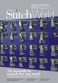 online magazine - Stitch WorldNovember 2016