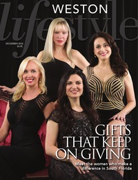 online magazine - Weston Lifestyle December 2016