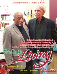 online magazine - Nashua Living Magazine December 2016