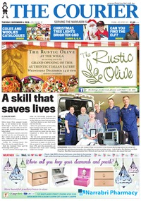 online magazine - The Courier and Wee Waa News, Tuesday, December 6, 2016