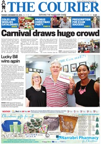 online magazine - The Courier and Wee Waa News, Tuesday, December 20, 2016