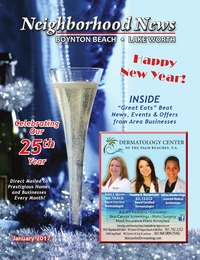 online magazine - Neighborhood News-January 2017 Digital Edition